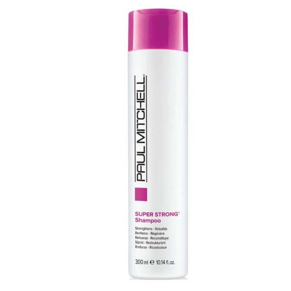 Восстанавливающий шампунь Paul Mitchell Super Strong Shampoo