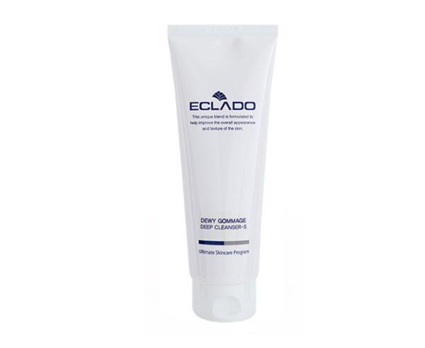"""Крем-гоммаж для глубокого очищения кожи Eclado """"Жизненная сила женьшеня"""""""