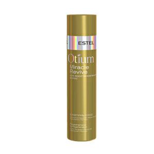Мягкий шампунь Estel Otium Miracle, для восстановления волос