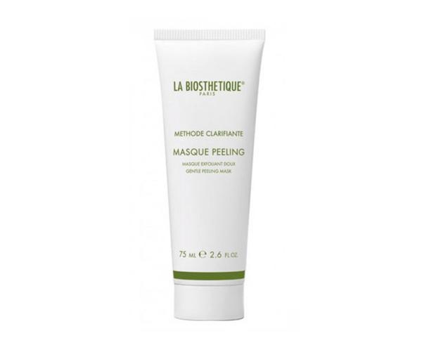 Глубоко очищающая кожу маска крем-эксфолиант для всех типов кожи Masque Peeling La Biosthetique