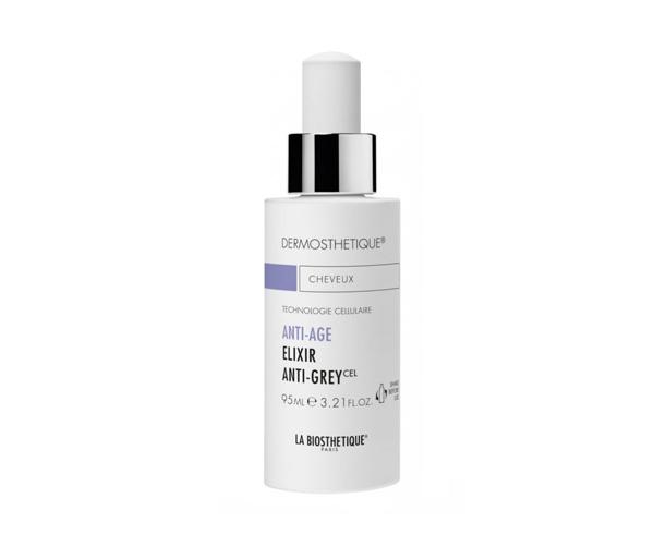Клеточно-активный лосьон для кожи головы против появления седины Elixir Anti-Grey La BiosthetiqueКлеточно-активный лосьон для кожи головы против появления седины Elixir Anti-Grey La Biosthetique