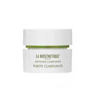 Увлажняющий крем для жирной и проблемной кожи Purete Clarifiante La Biosthetique.