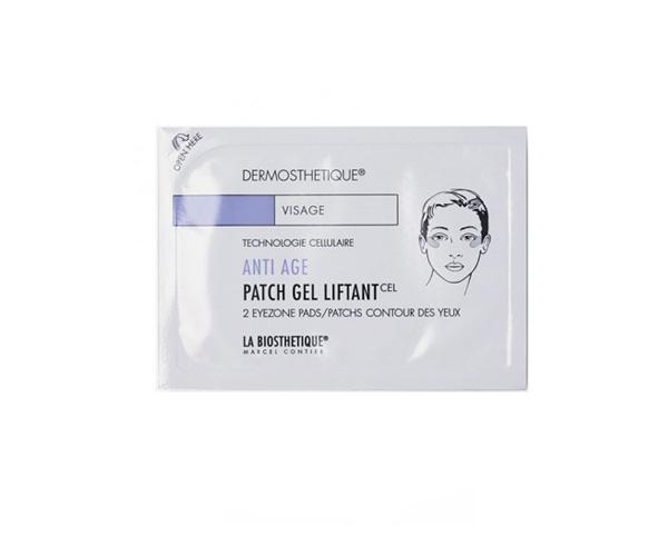 Anti-age клеточно-активный гидрогель для кожи вокруг глаз с мгновенным лифтинг-эффектом Patch Gel Liftant La Biosthetique