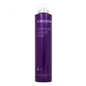 Аэрозольный лак для тонких волос Formule Laque Fine Styling Style La Biosthetique