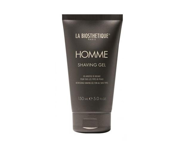 Гель для бритья для всех типов кожи Shaving Gel La Biosthetique