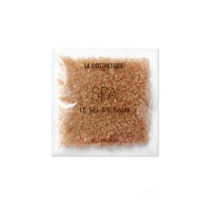 Морская соль для расслабляющей SPA-ванны Le Sel de Bain SPA TS La Biosthetique
