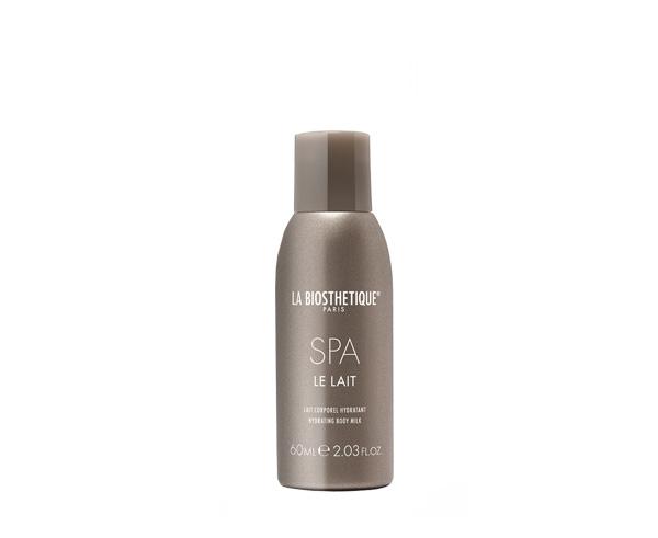 Мягкий освежающий SPA гель-шампунь для тела и волос Le Bain SPA & Wellness Body Care La Biosthetique 60 мл