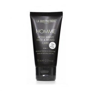 Ревитализирующая эмульсия после бритья для ухода за кожей лица и бородой Homme After Shave Face & Beard Care La Biosthetique