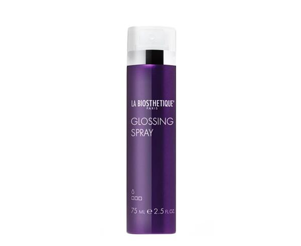 Спрей-блеск для придания мягкого сияния шелка Glossing Spray TS Styling Style La Biosthetique.