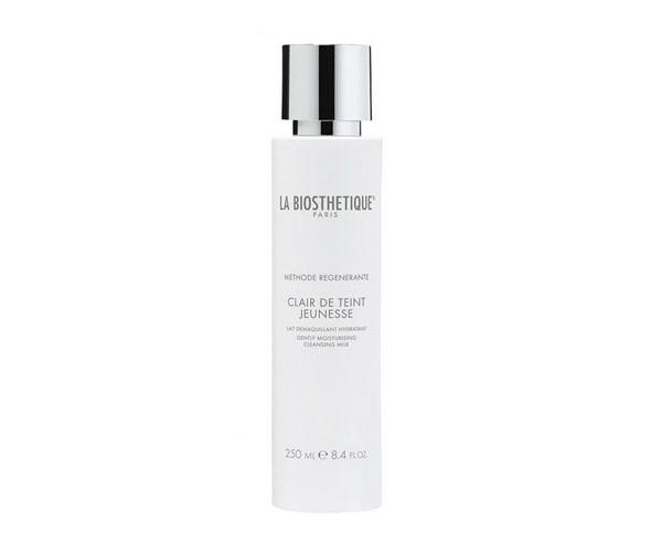 Увлажняющее очищающее молочко Clair de Teint Jeunesse Regenerante for skin La Biosthetique