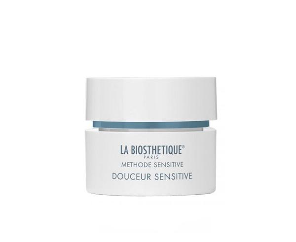 Успокаивающий крем для восстановления липидного баланса сухой, чувствительной кожи Douceur Sensitive La Biosthetique